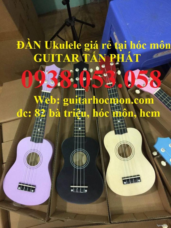 Nhận gắn EQ, Pickup, Equalizer, đàn guitar thùng giá rẻ HÓC MÔN - 2