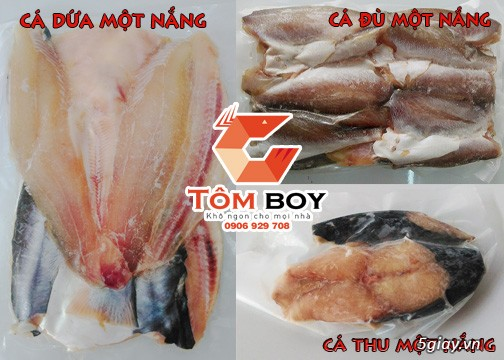 Tôm Boy - Cung cấp Tôm khô, Mực khô, Cá khô - Uy tín và chất lượng - 10