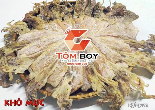 Tôm Boy - Cung cấp Tôm khô, Mực khô, Cá khô - Uy tín và chất lượng - 2