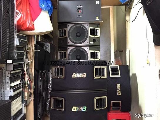 Karaoke chuyên nghiệp main crest audio USA âm thanh đỉnh cao Mỹ, pwer crown bose onseire ....giá tốt - 21