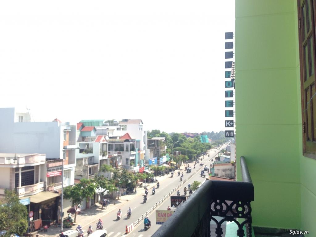 Phòng mới 34m2, sạch sẽ, mặt tiền Phan Văn Trị, ban công lớn, WC riêng - 1