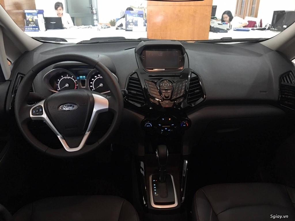 Bán Xe Ford Ecosport Black Edition đời mới 2017 Giá tốt !!!!