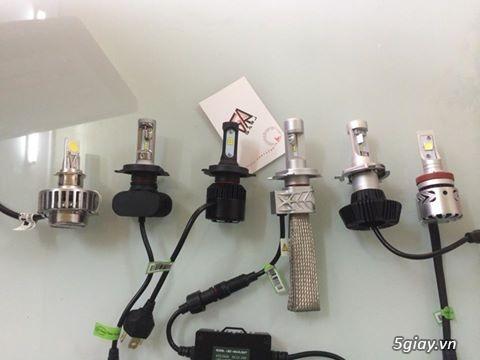 Chuyên sỉ và lẻ Led pha các loại,đèn trợ sáng L4 bảo hành 12 tháng - 4