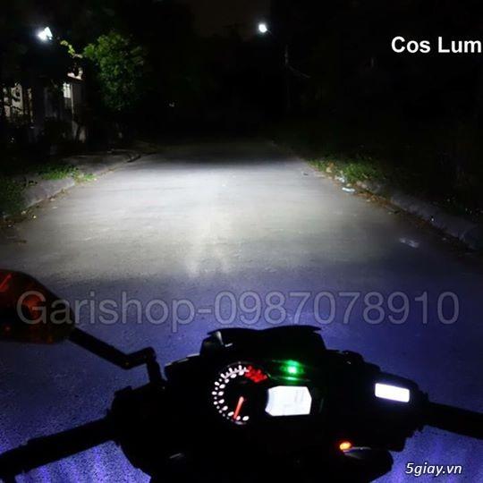 Chuyên sỉ và lẻ Led pha các loại,đèn trợ sáng L4 bảo hành 12 tháng - 18