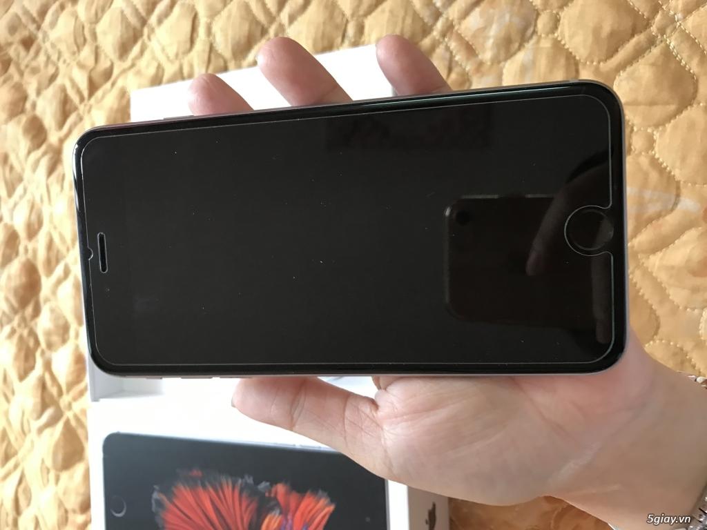 iphone 6S plus 64Gb grey quoc te full box