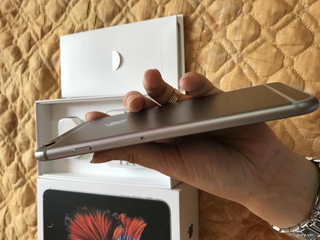 iphone 6S plus 64Gb grey quoc te full box - 3