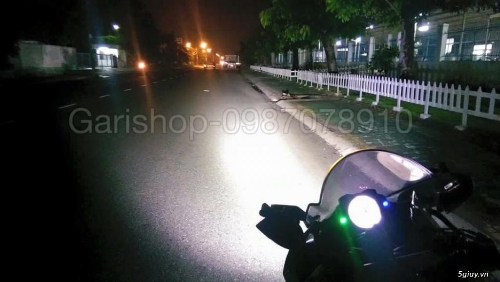 Chuyên sỉ và lẻ Led pha các loại,đèn trợ sáng L4 bảo hành 12 tháng - 36