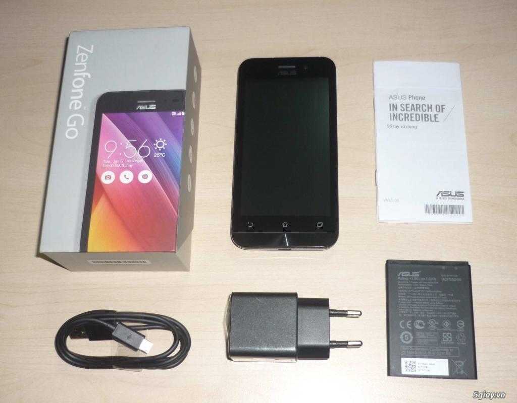 Asus Zenfone Go ZB452KG (mới 100%, bảo hành 8 tháng chính hãng)