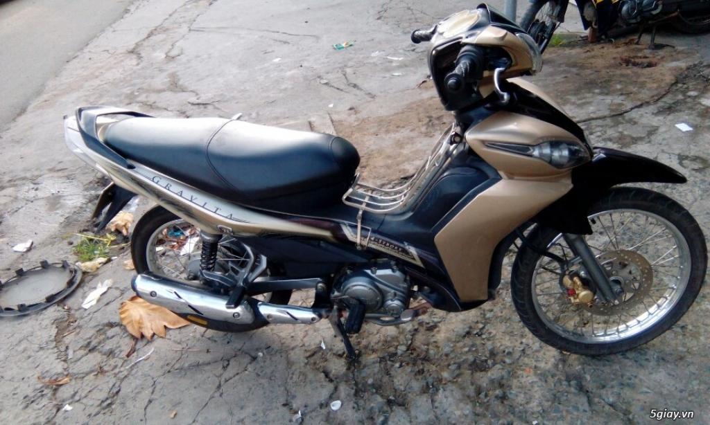 Yamaha Jupiter Gavita 2011, xe đpẹ, 10tr5 - 4