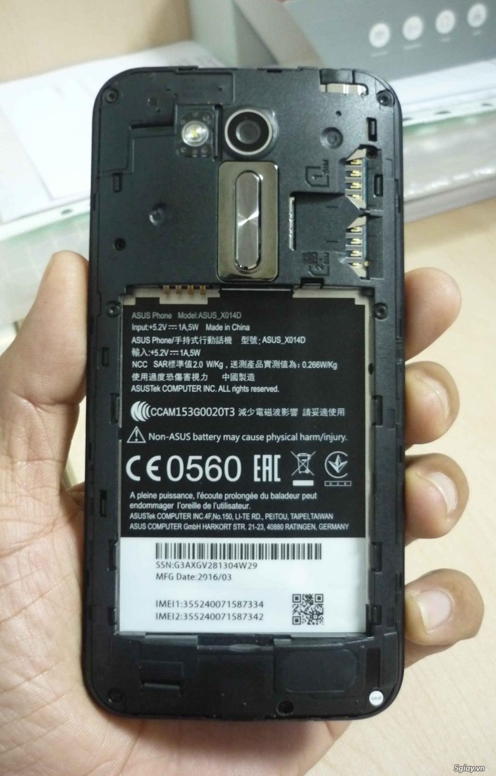 Asus Zenfone Go ZB452KG (mới 100%, bảo hành 8 tháng chính hãng) - 3