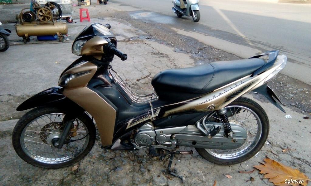 Yamaha Jupiter Gavita 2011, xe đpẹ, 10tr5