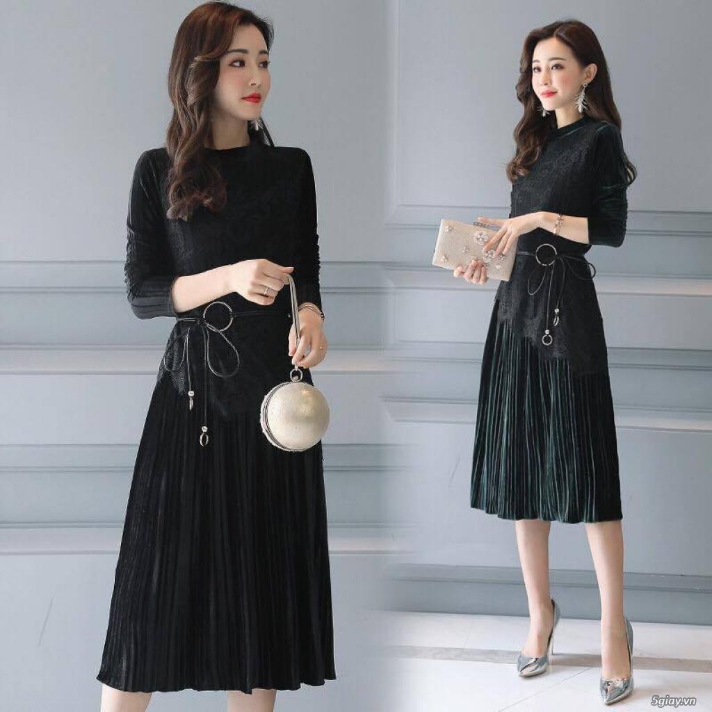 Áo váy thời trang thanh lịch - 38