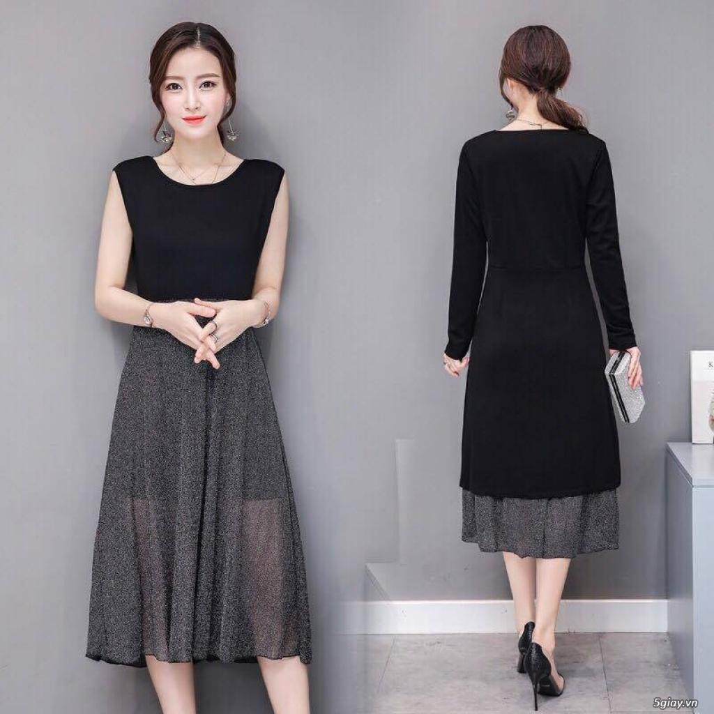 Áo váy thời trang thanh lịch - 24