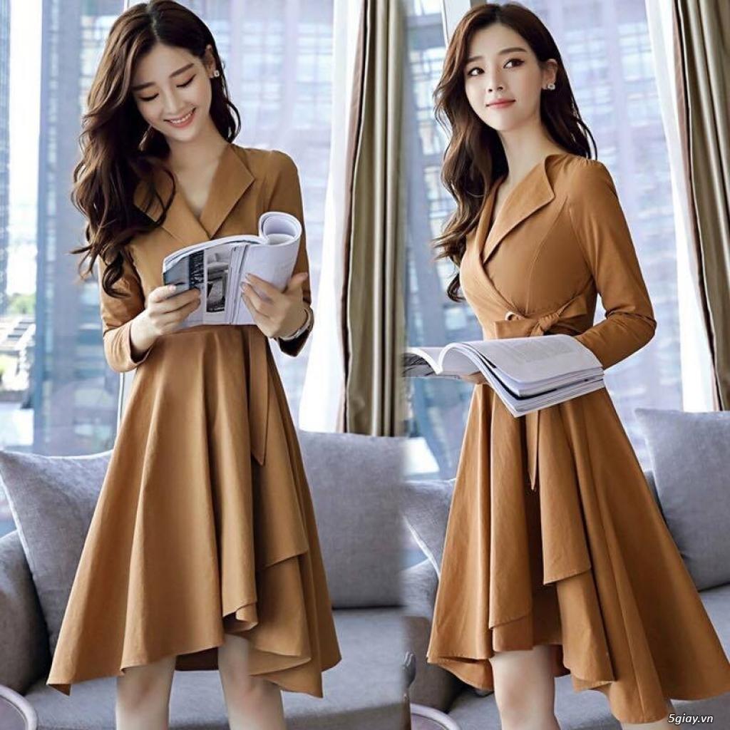 Áo váy thời trang thanh lịch - 28
