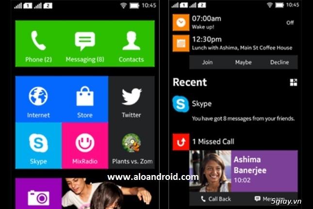 Tổng hợp thủ thuật - kinh nghiệm dùng cho Nokia X | Sforum