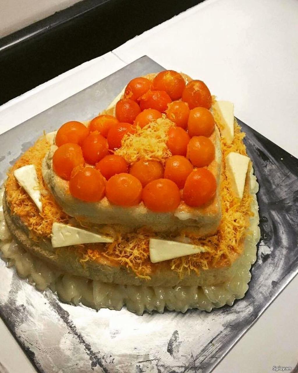 Chuyên cung cấp sỉ lẻ bánh bông lan trứng muối và các loại bánh nóng lạnh theo đơn hàng - TP.Hồ Chí Minh - Five.vn