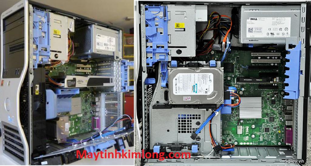 Kim Long Giảm Giá Mùa Hè Workstation Dell-HP Chuyên RenDer,Đồ Họa,Game