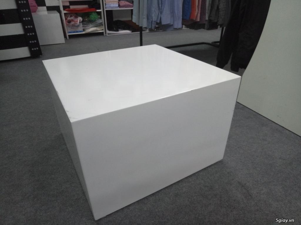 bục gỗ Thanh lý bục gỗ, kệ quần áo shop   TP.Hồ Chí Minh   Five.vn bục gỗ