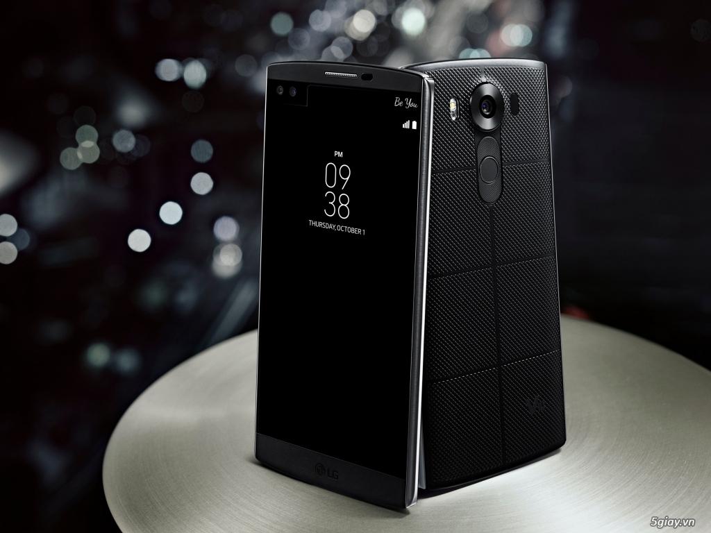 LG bị người dùng kiện vì lỗi đột tử trên smartphone G4, V10 - 179402