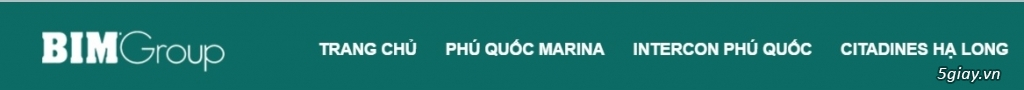 Voucher giảm 50 Triệu khi mua tất cả các dự án của BIM GROUP - 1