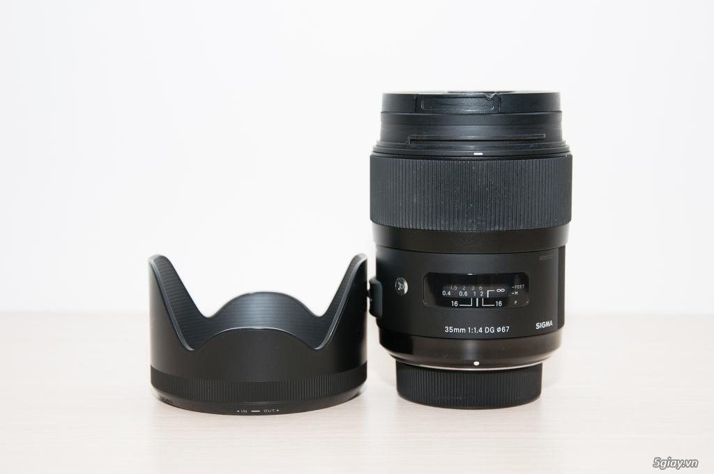 Cần bán Nikon D610, Sigma 70-200 f2.8 OS, Sigma 35Art All like New - 4