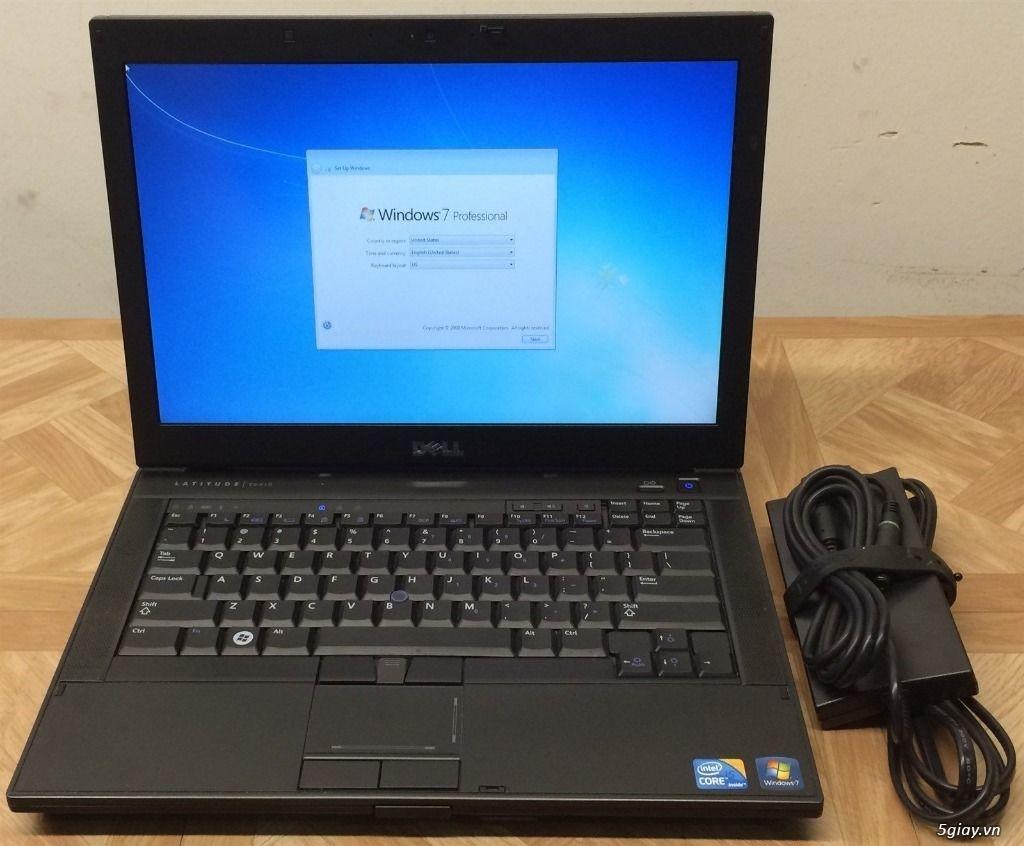 Đổi máy tab nên bán Dell Latitude E6410 đang dùng