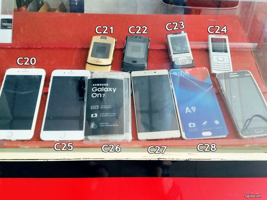 [ Hàng Chuẩn ] Tổng hợp các dòng Nokia cổ Main zin - Bảo hành 6 tháng - 6