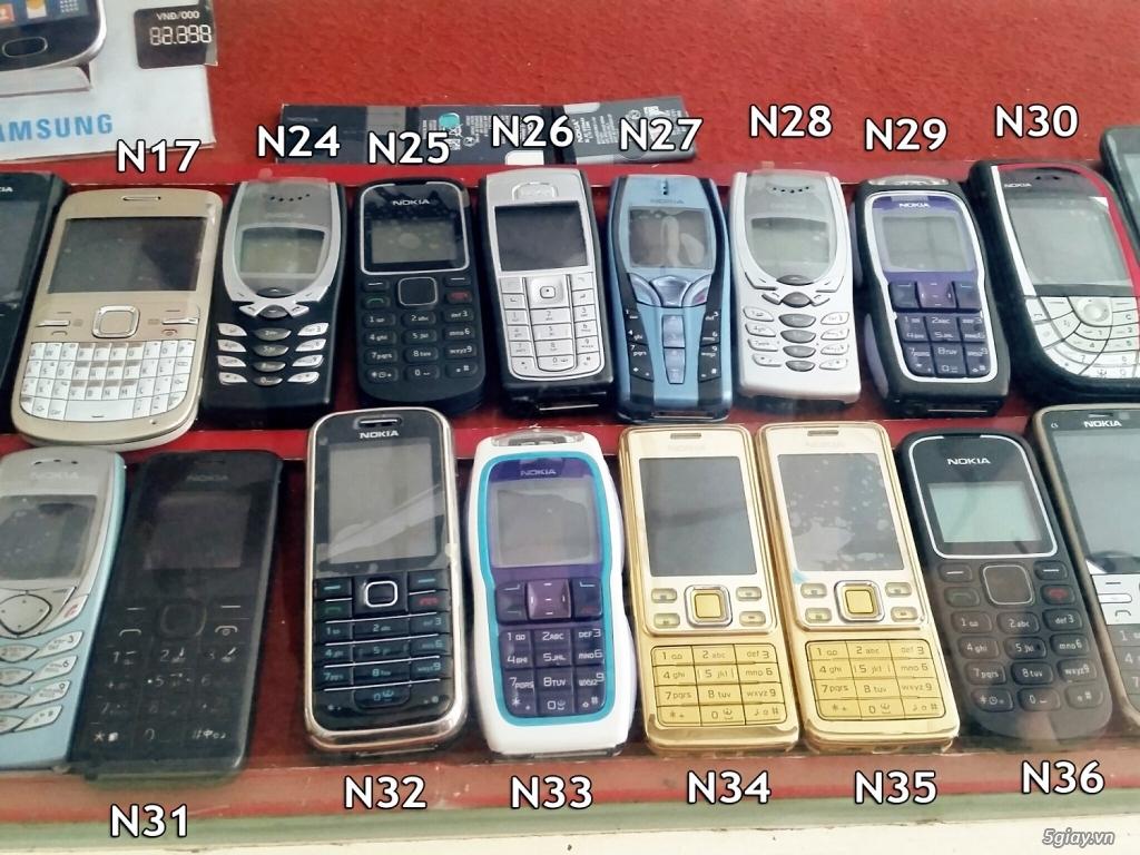 [ Hàng Chuẩn ] Tổng hợp các dòng Nokia cổ Main zin - Bảo hành 6 tháng - 5