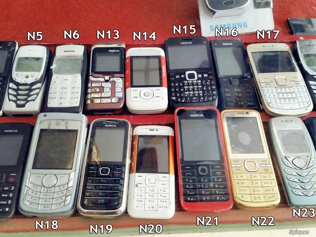 [ Hàng Chuẩn ] Tổng hợp các dòng Nokia cổ Main zin - Bảo hành 6 tháng - 4