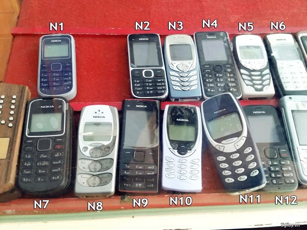 [ Hàng Chuẩn ] Tổng hợp các dòng Nokia cổ Main zin - Bảo hành 6 tháng - 3