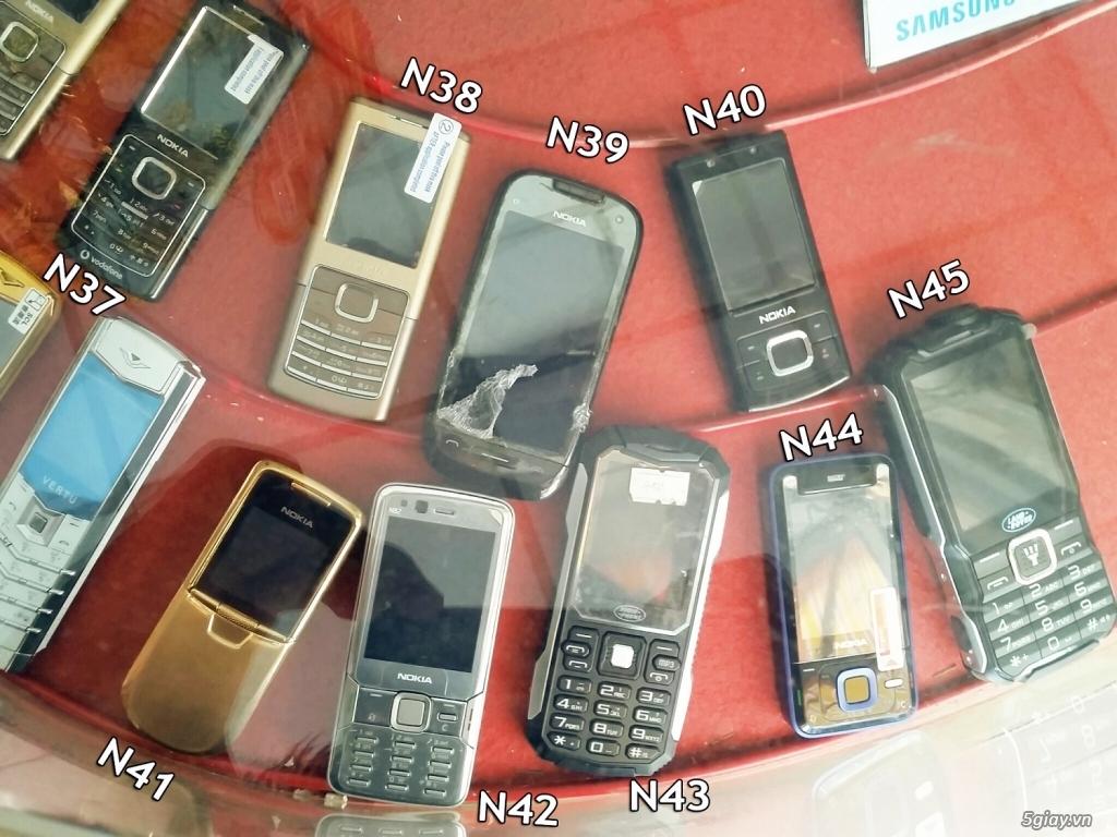 [ Hàng Chuẩn ] Tổng hợp các dòng Nokia cổ Main zin - Bảo hành 6 tháng - 2
