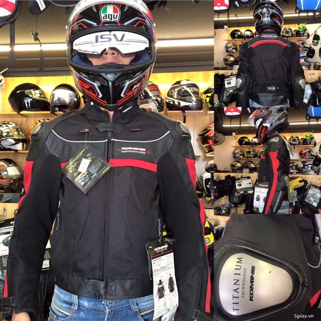 Chợ bảo hộ - bán đồ đi phượt - dụng cụ bảo hộ moto xe máy - 32