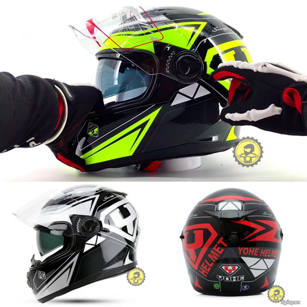 Chợ bảo hộ - bán đồ đi phượt - dụng cụ bảo hộ moto xe máy - 27