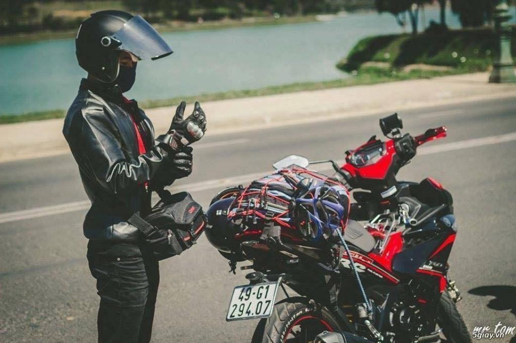 Chợ bảo hộ - bán đồ đi phượt - dụng cụ bảo hộ moto xe máy - 44