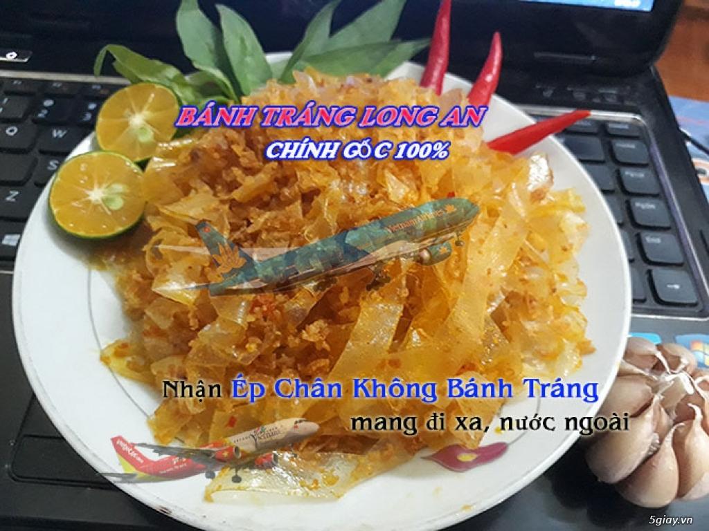 Chuyên sỉ lẻ bánh tráng Sa tế Long An Chính Gốc ăn là ghiền- đặc sản Long An