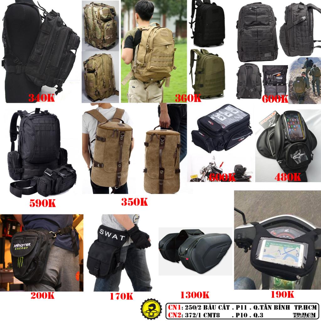Chợ bảo hộ - bán đồ đi phượt - dụng cụ bảo hộ moto xe máy - 39