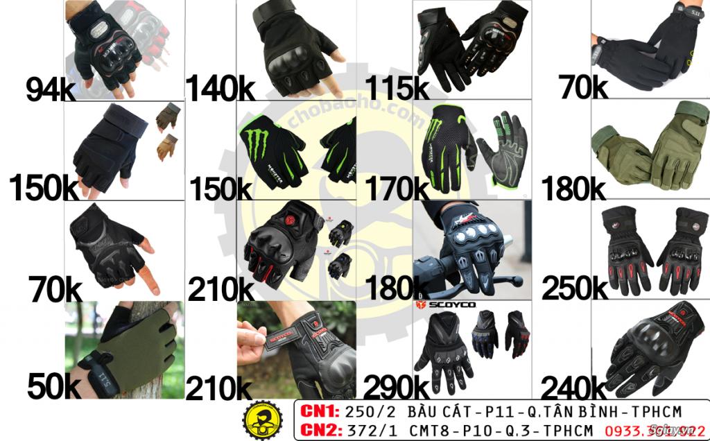 Chợ bảo hộ - bán đồ đi phượt - dụng cụ bảo hộ moto xe máy - 14
