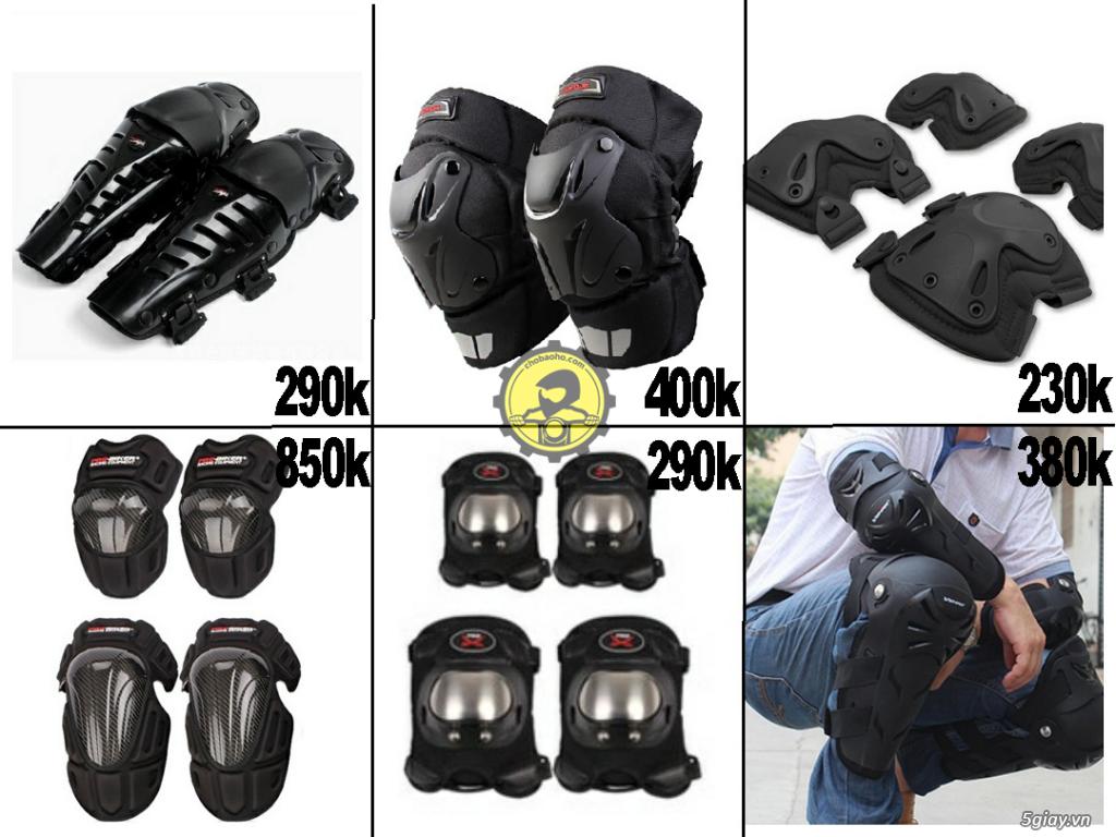 Chợ bảo hộ - bán đồ đi phượt - dụng cụ bảo hộ moto xe máy - 20
