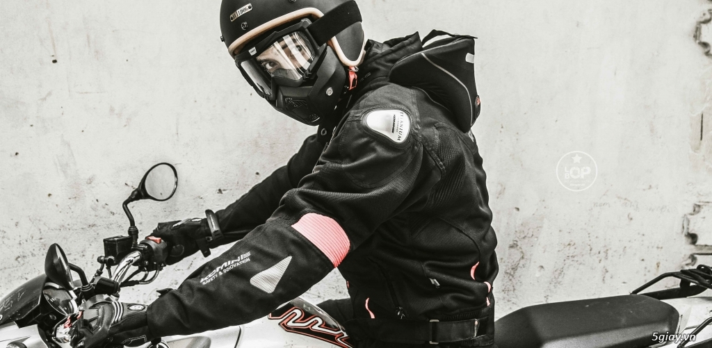 Chợ bảo hộ - bán đồ đi phượt - dụng cụ bảo hộ moto xe máy - 33