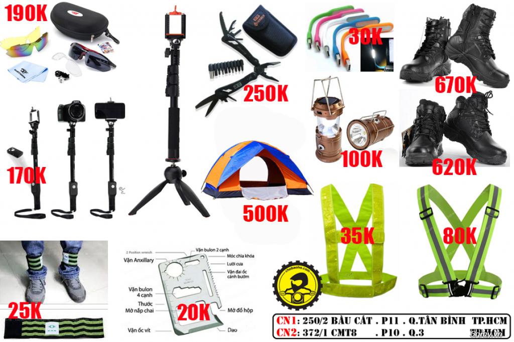 Chợ bảo hộ - bán đồ đi phượt - dụng cụ bảo hộ moto xe máy - 36