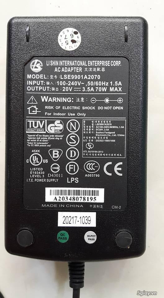 Adapter, DVD-RW, Wifi, LCD Laptop 14, 15, 15.6 Hàng Zin Tháo Máy - 1