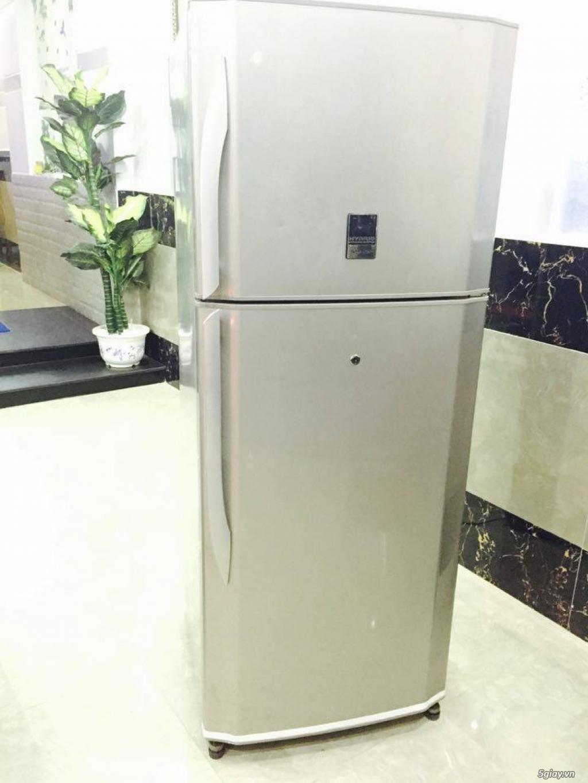 Thanh lý tủ lạnh Sharp 400l hàng tốt