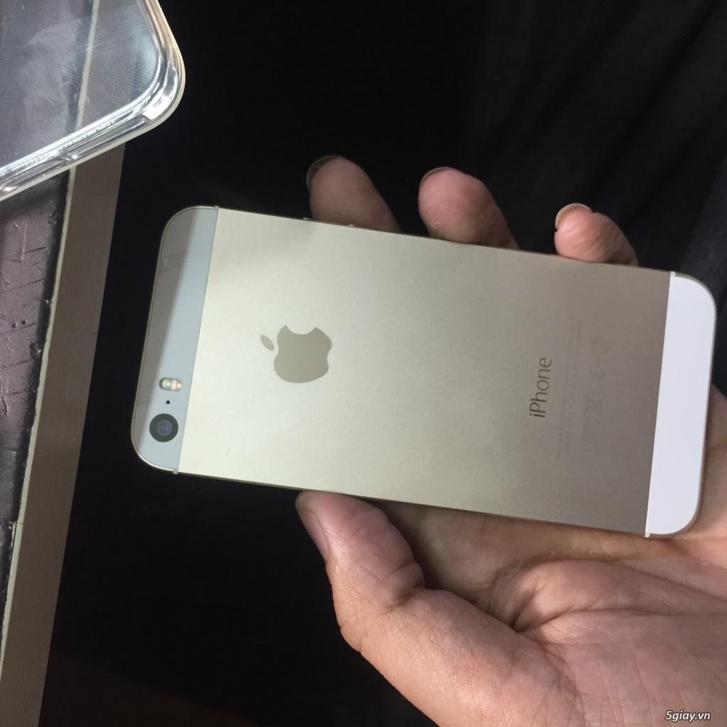 iPhone 5s 16Gb Gold QT GD Q1 ! - 3
