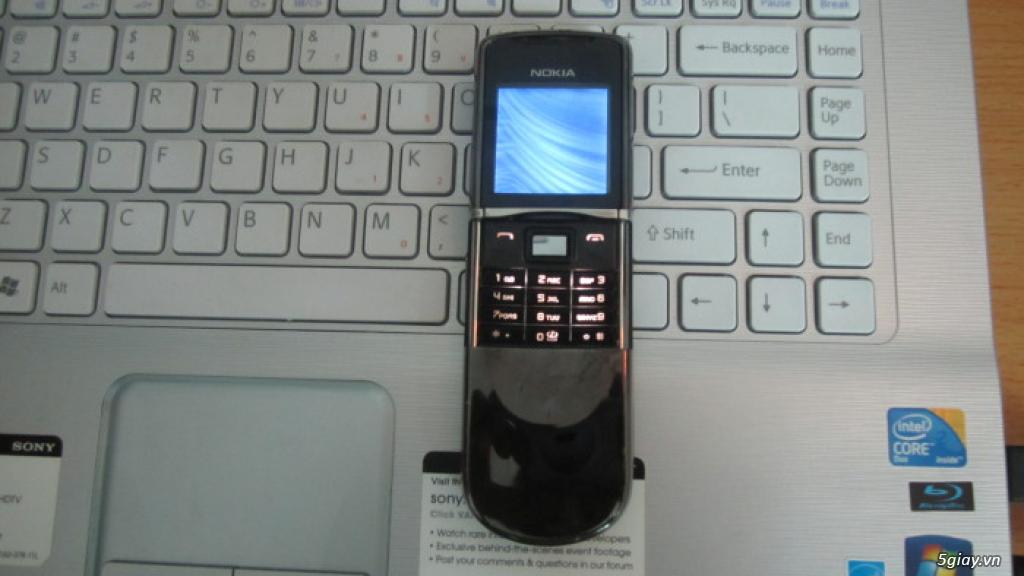 Bán Nokia 8800 Anakin, Sirocco, 6700 Uy tín, Máy Zin đẹp, Giá Chuẩn. - 11