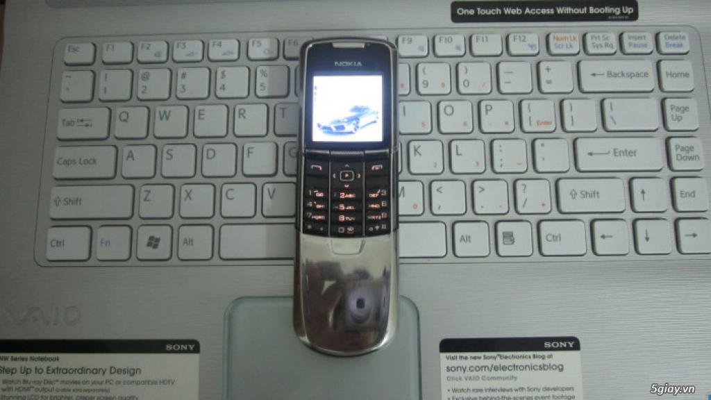 Bán Nokia 8800 Anakin, Sirocco, 6700 Uy tín, Máy Zin đẹp, Giá Chuẩn. - 10