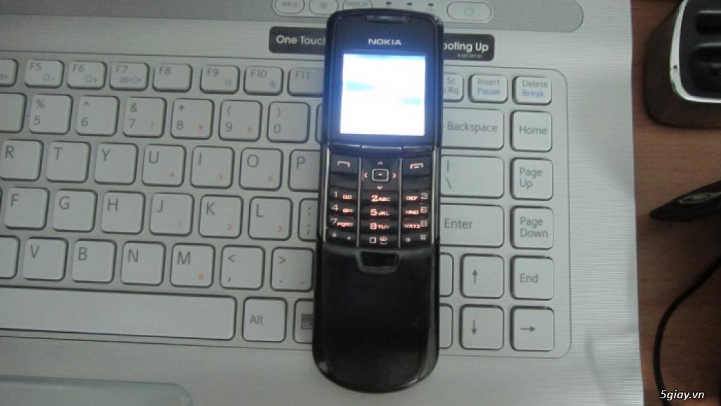 Bán Nokia 8800 Anakin, Sirocco, 6700 Uy tín, Máy Zin đẹp, Giá Chuẩn. - 12