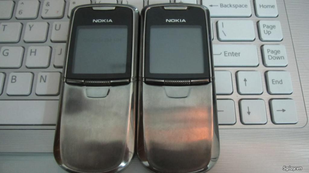 Bán Nokia 8800 Anakin, Sirocco, 6700 Uy tín, Máy Zin đẹp, Giá Chuẩn. - 15