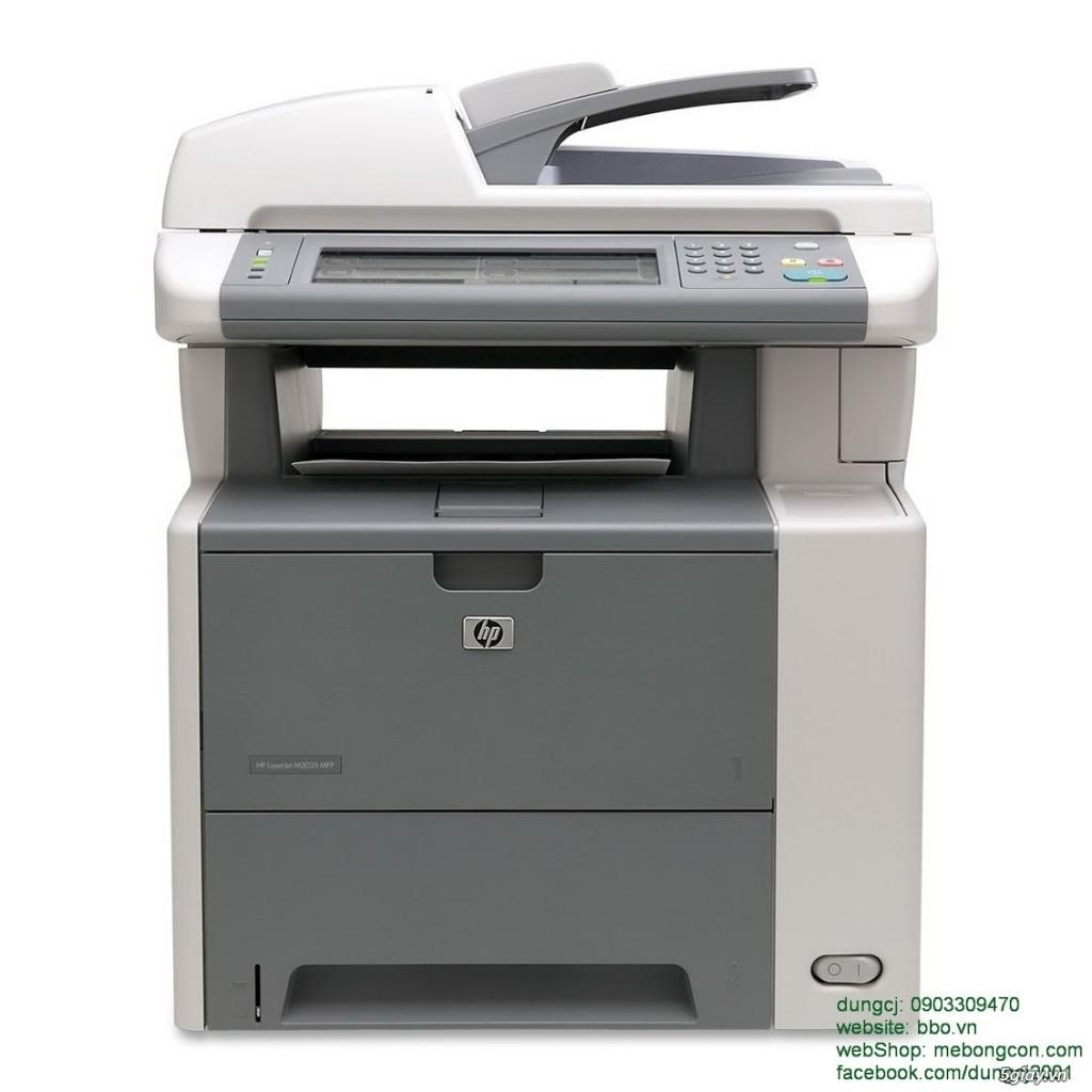 Máy in HP, Canon, Epson, Samsung... Laser mầu, trắng đen, in phun mầu... giá rẻ - 60