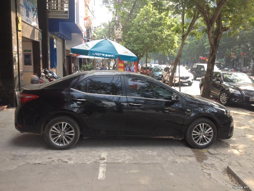 Cho thuê xe tự lái & có lái giá rẻ Khuyễn Mãi thuê Altis chỉ 600k/ngày - 4