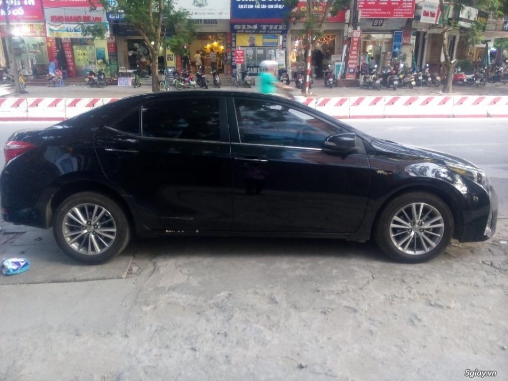 Cho thuê xe tự lái & có lái giá rẻ Khuyễn Mãi thuê Altis chỉ 600k/ngày - 1